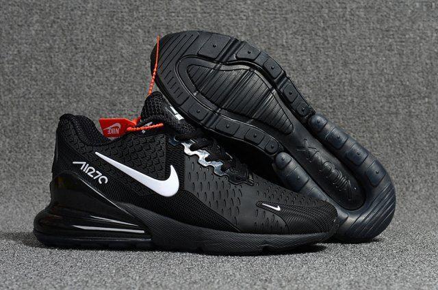ffb6c25a9ed6 Nike Air Max Flair 270 KPU Black White Men s Running Shoes in 2019 ...