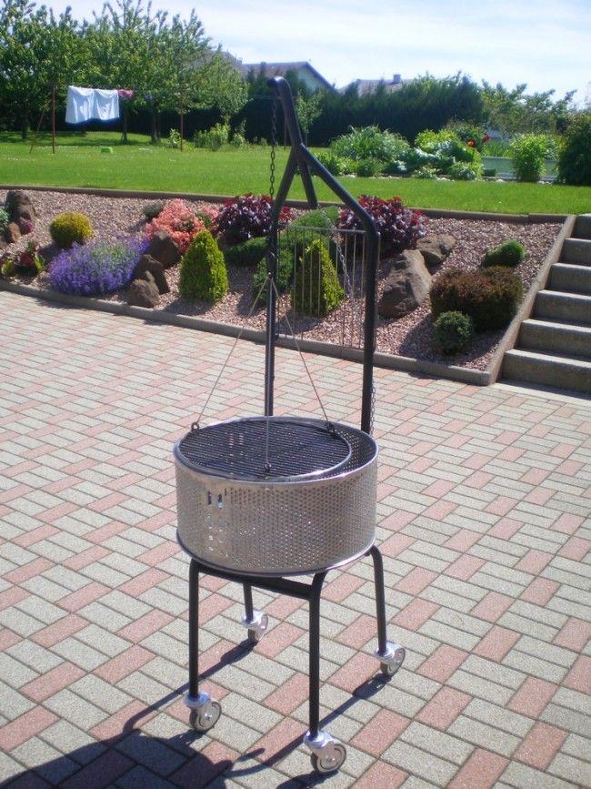 Merveilleux Barbecue Faire Soi-même Et Pas Cher Ma Passion Du Verger Et Potager