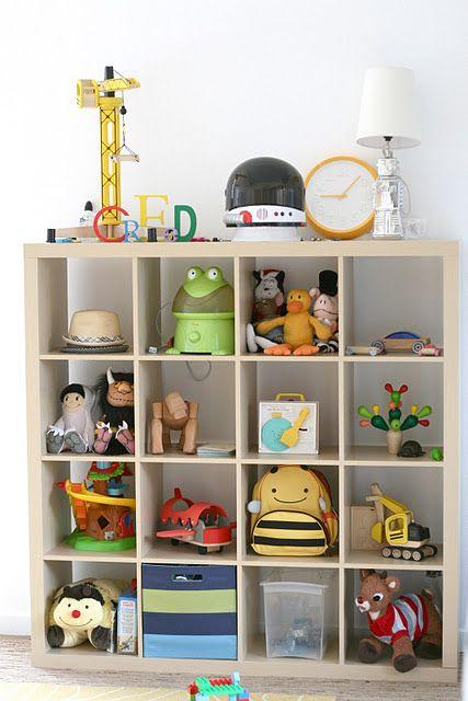 Toy Storage, Expedit Ikea