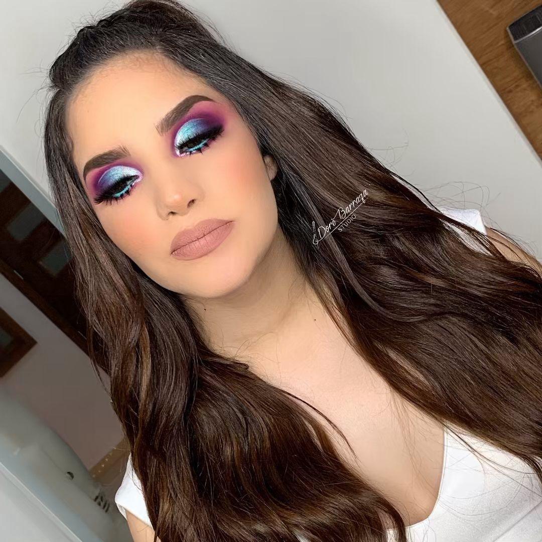 """Dore Barraza Makeup Artist en Instagram """"Makeup by"""