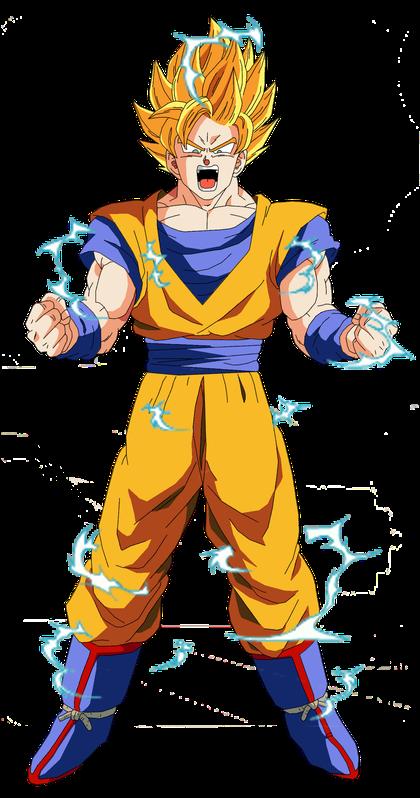 Todas las transformaciones de Goku - Taringa!