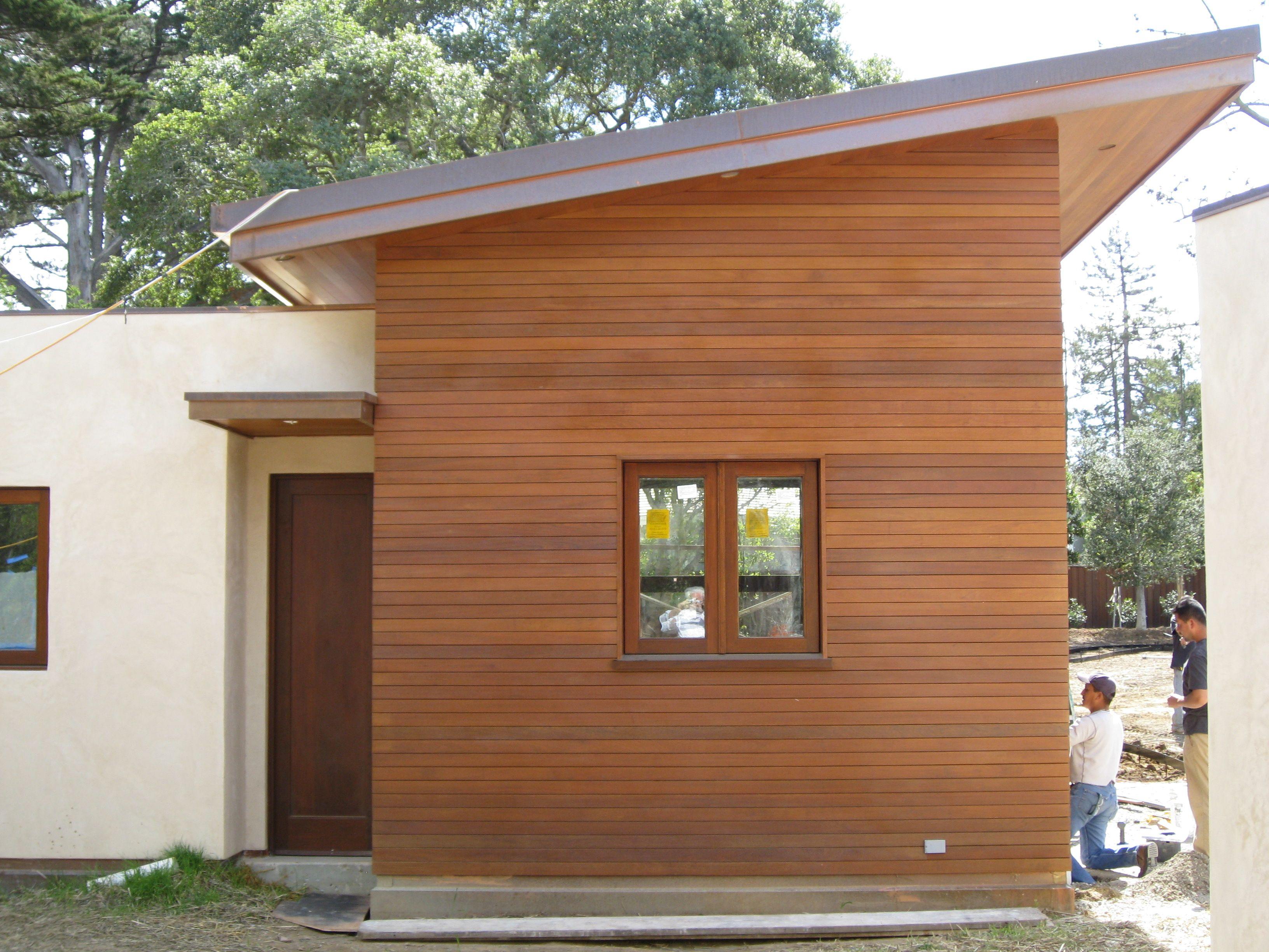 flush wood siding | houses | Pinterest