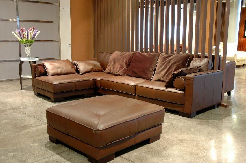 LEDER ECKSOFA COUCH MILANETTI SOFA OTTOMAN SOLINGEN KOMFORT PUR - designer couch modelle komfort
