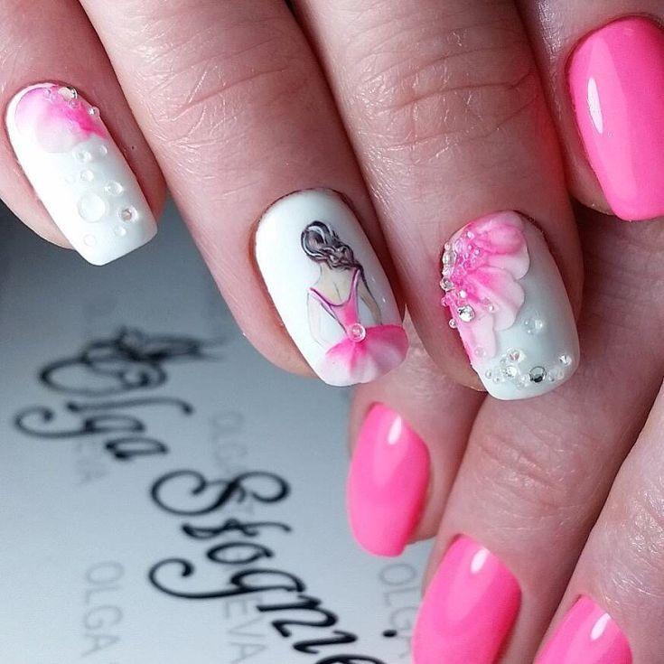 Cute Nail Designs For Really Short Nails Hireability