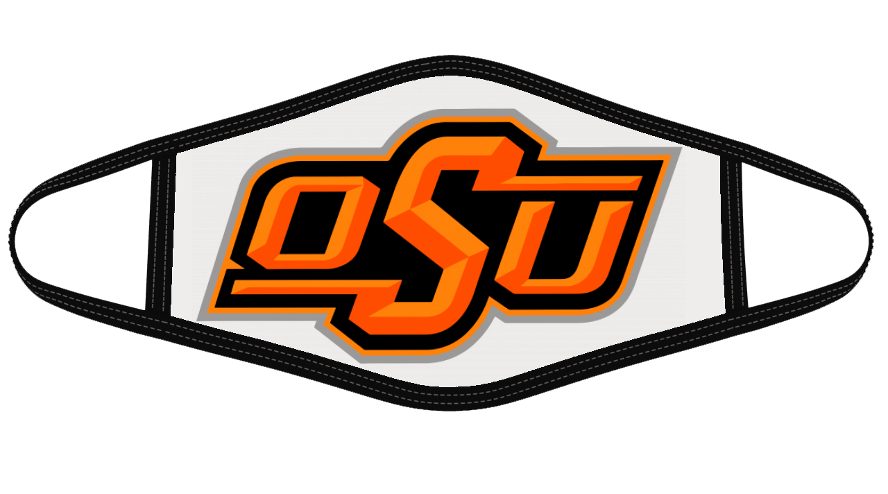 Oklahoma State Cowboys Mask Cloth Face Cover In 2020 Oklahoma State Cowboys Oklahoma State Face Cover