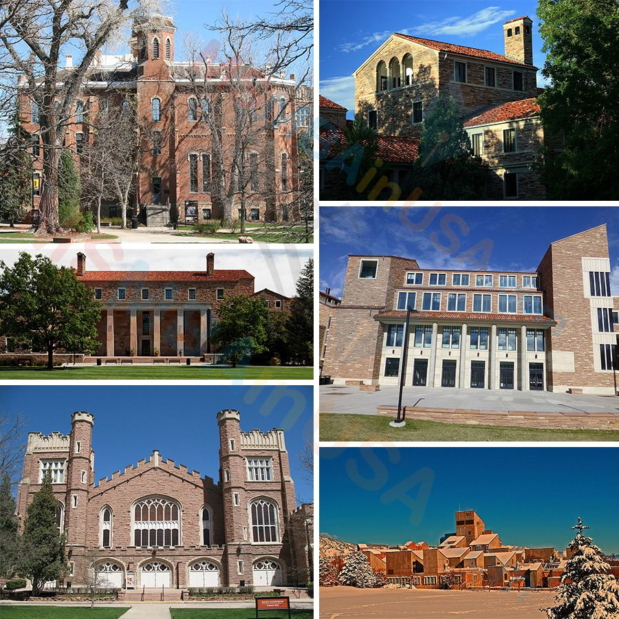 University Of Colorado Boulder Is A Public Institution That Was Founded In 1876 I University Of Colorado Boulder University Of Colorado American Universities
