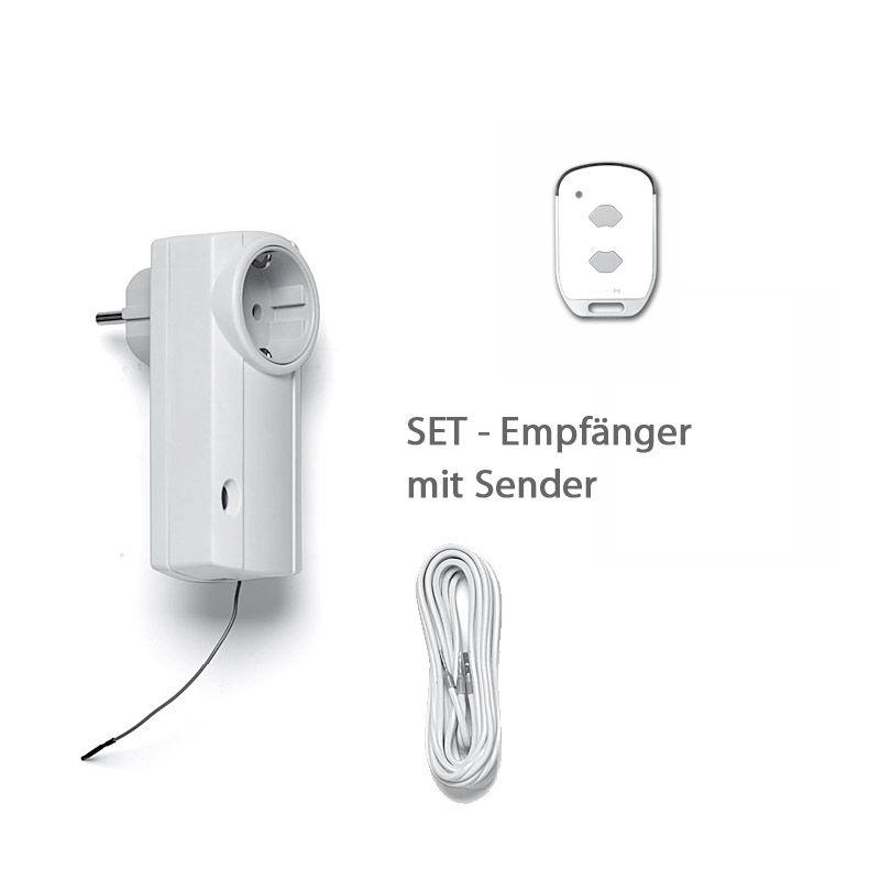 marantec steckdosenempf nger digital 572 bi linked 868 mhz. Black Bedroom Furniture Sets. Home Design Ideas