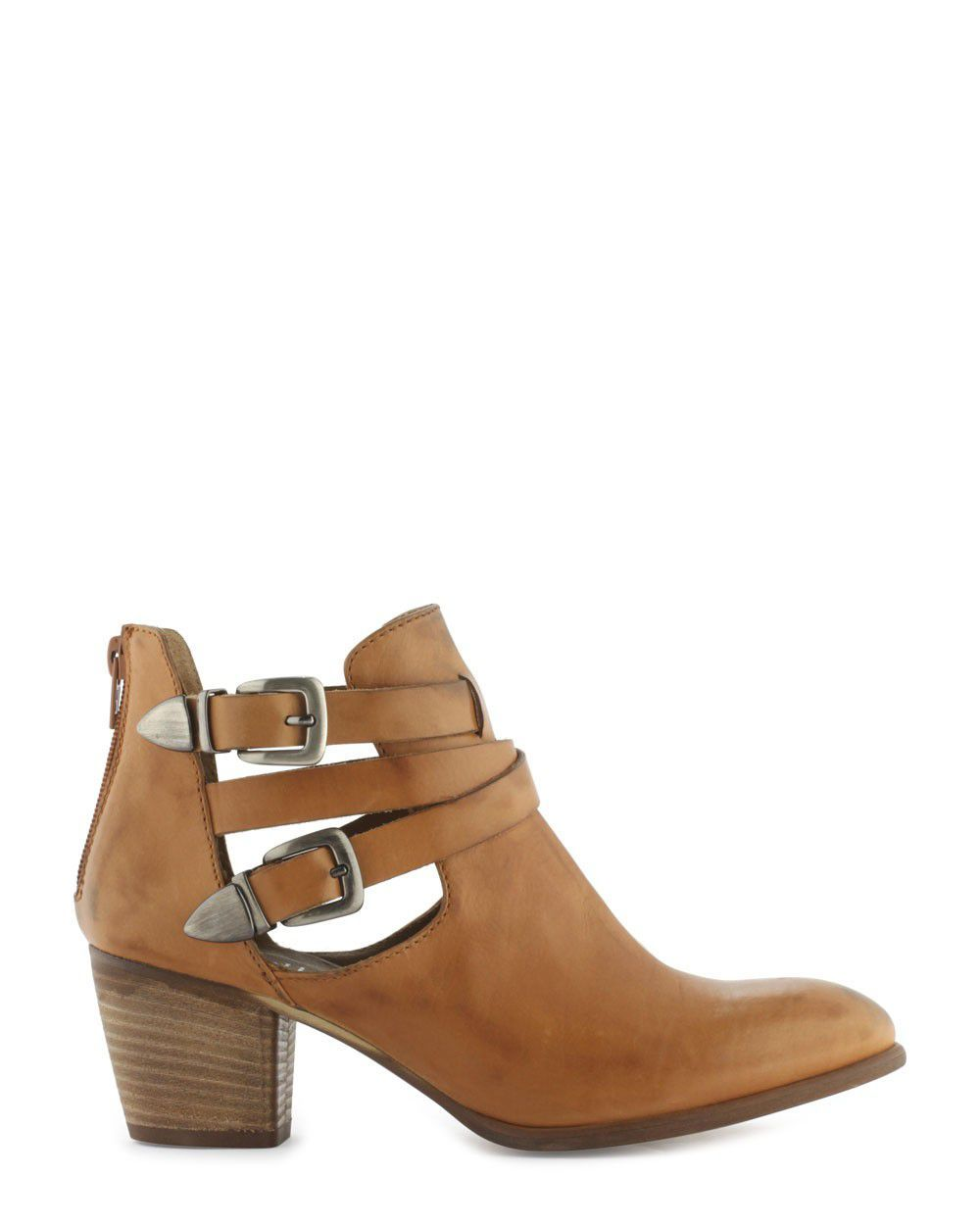 Minelli Days - Collection chaussures Femme - Boots - Boots - Maora - Cuir