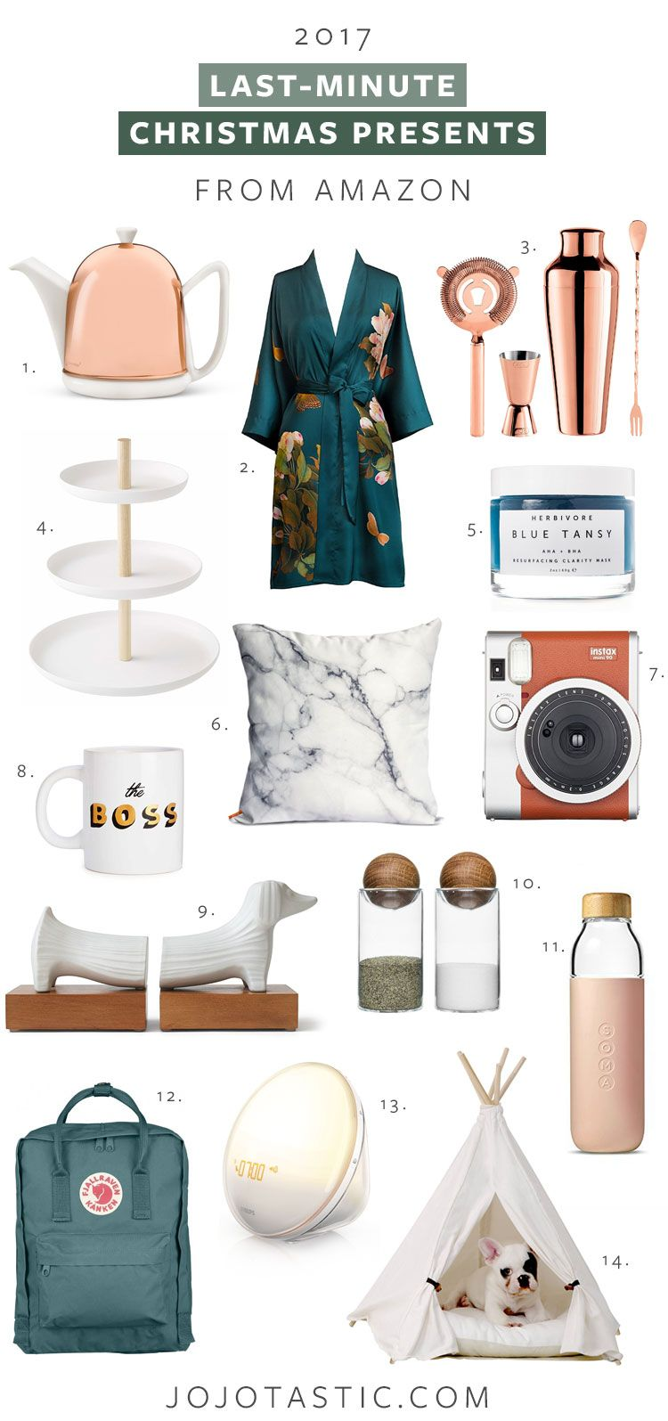 Your Last Minute Holiday Shopping Guide For Amazon Gift Guides