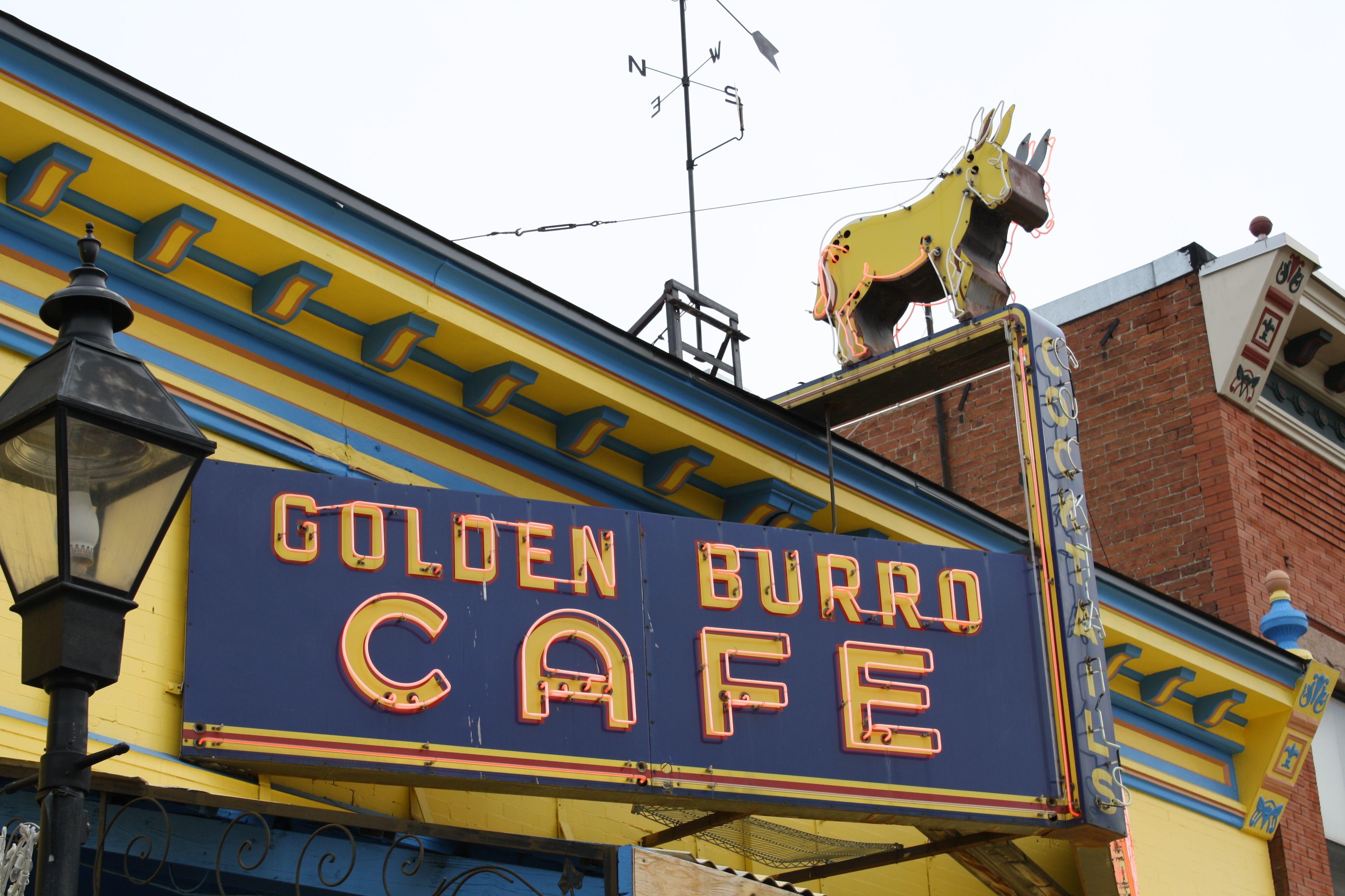 Golden Burro Cafe In Leadville Co Serves A Great Breakfast