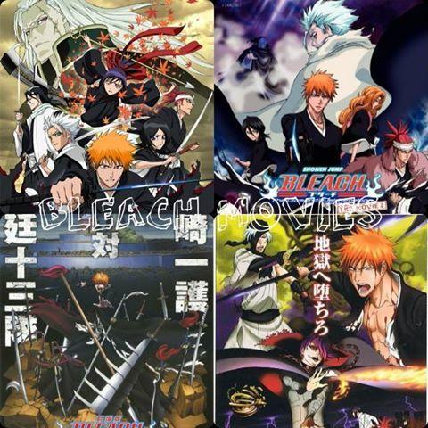 BLEACH Fade to Black Full Color Manga Japanese