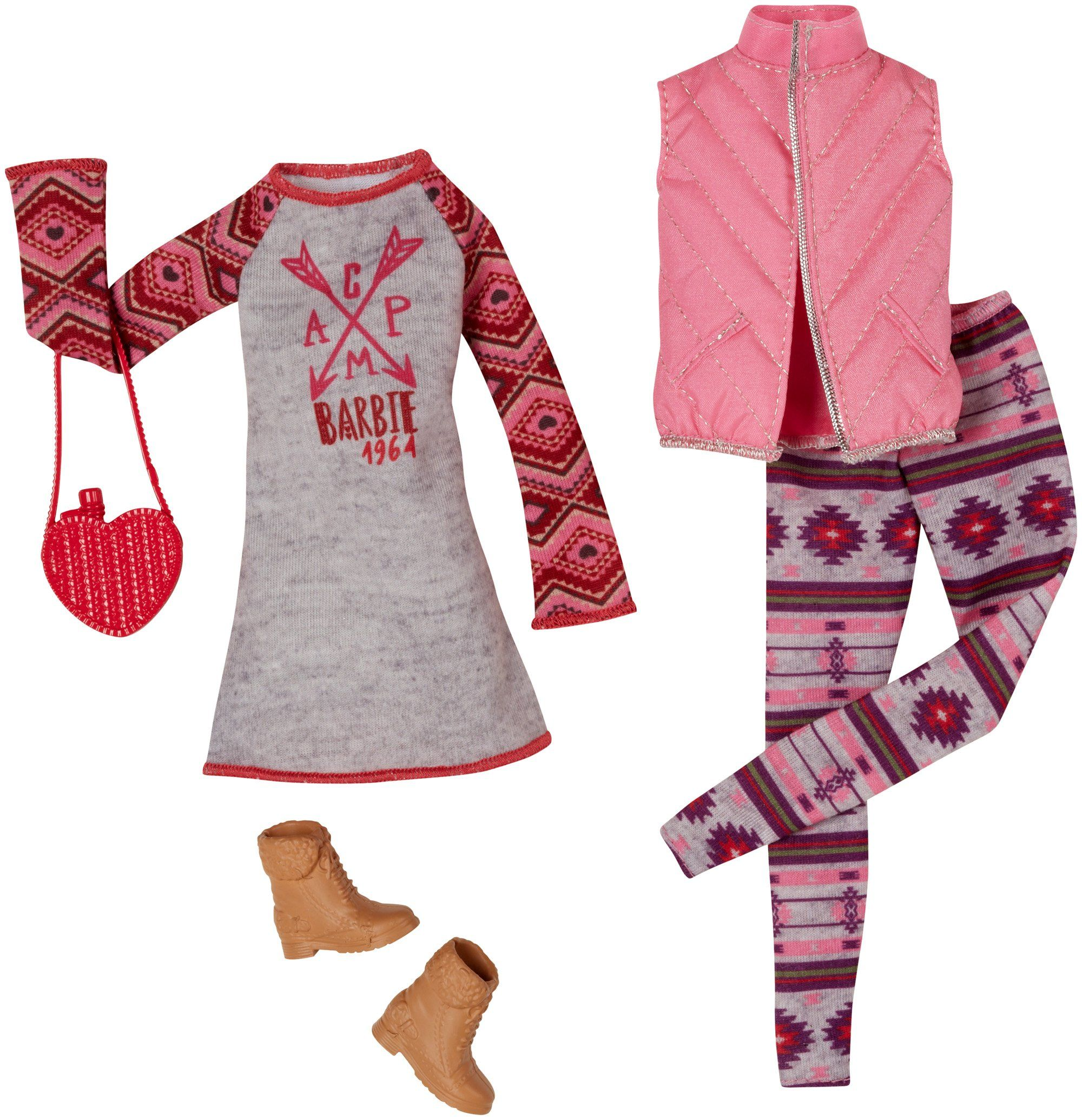 Barbie Fashion Pack Games