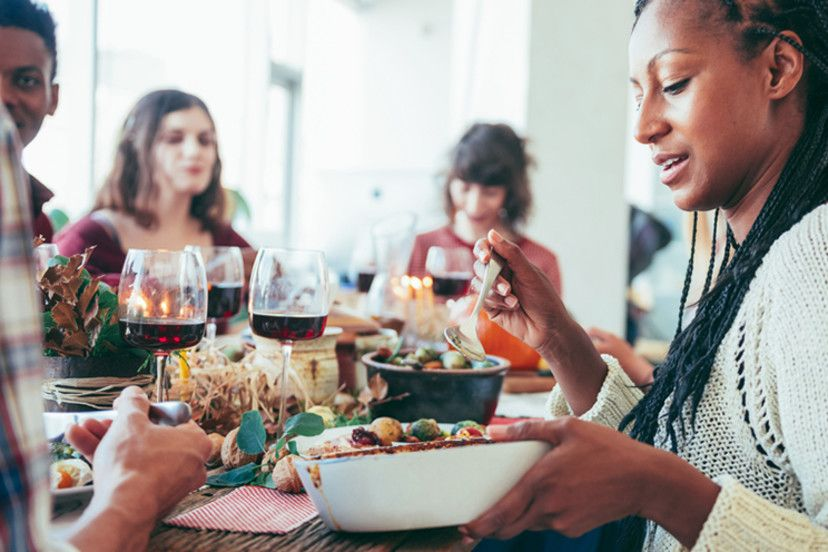 4 Simple Ways To Ditch Food Guilt & Stay Balanced During The Holidays