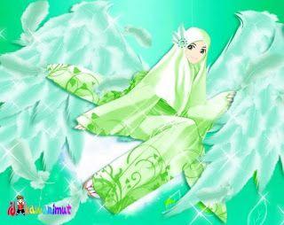 Unduh 91  Gambar Animasi Muslimah Yang Cantik  Free Downloads