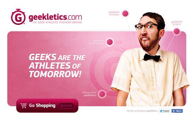 33 Website Layouts with Subtle Pink Color Schemes | SpyreStudios