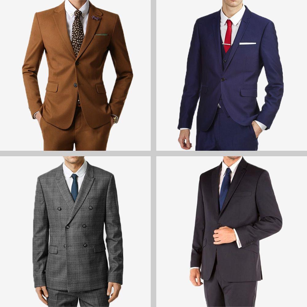 Sports jacket, blazer, suit jacket... Interchangeable terms? Not ...