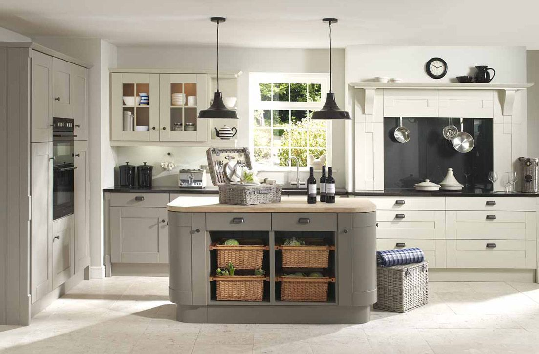 Aspen Umber | Kitchen world, Farm kitchen, Shaker style ...