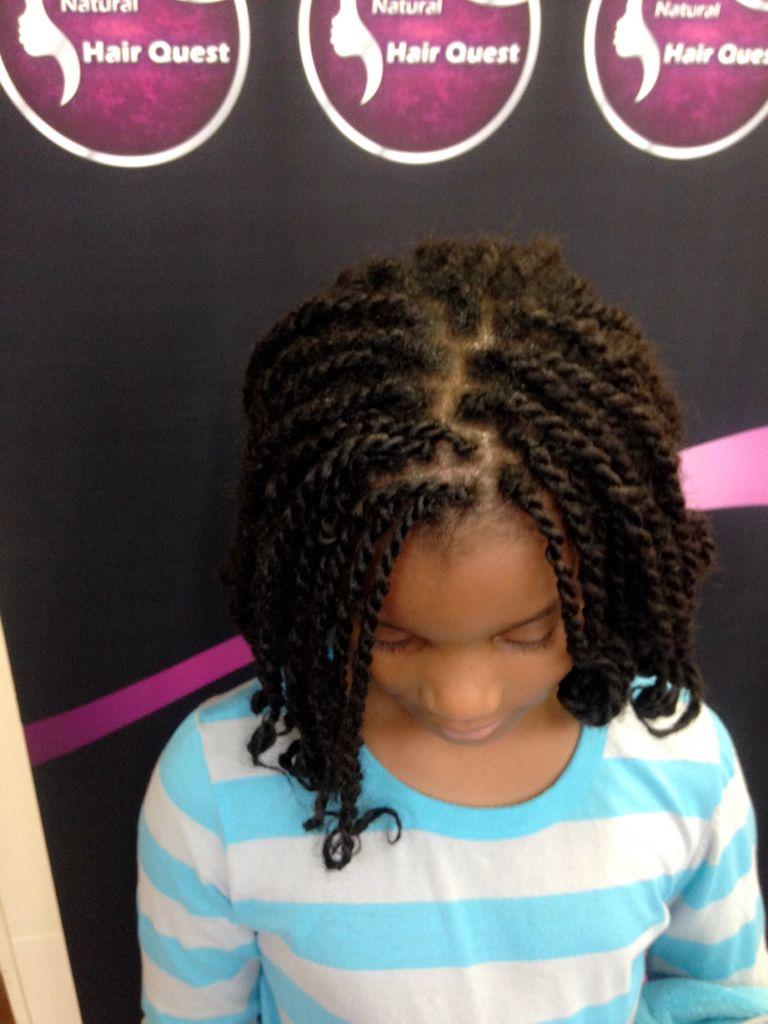 Kids Two Strand Twist Extensions Kids Hairstyles Hair Styles Twist Extensions