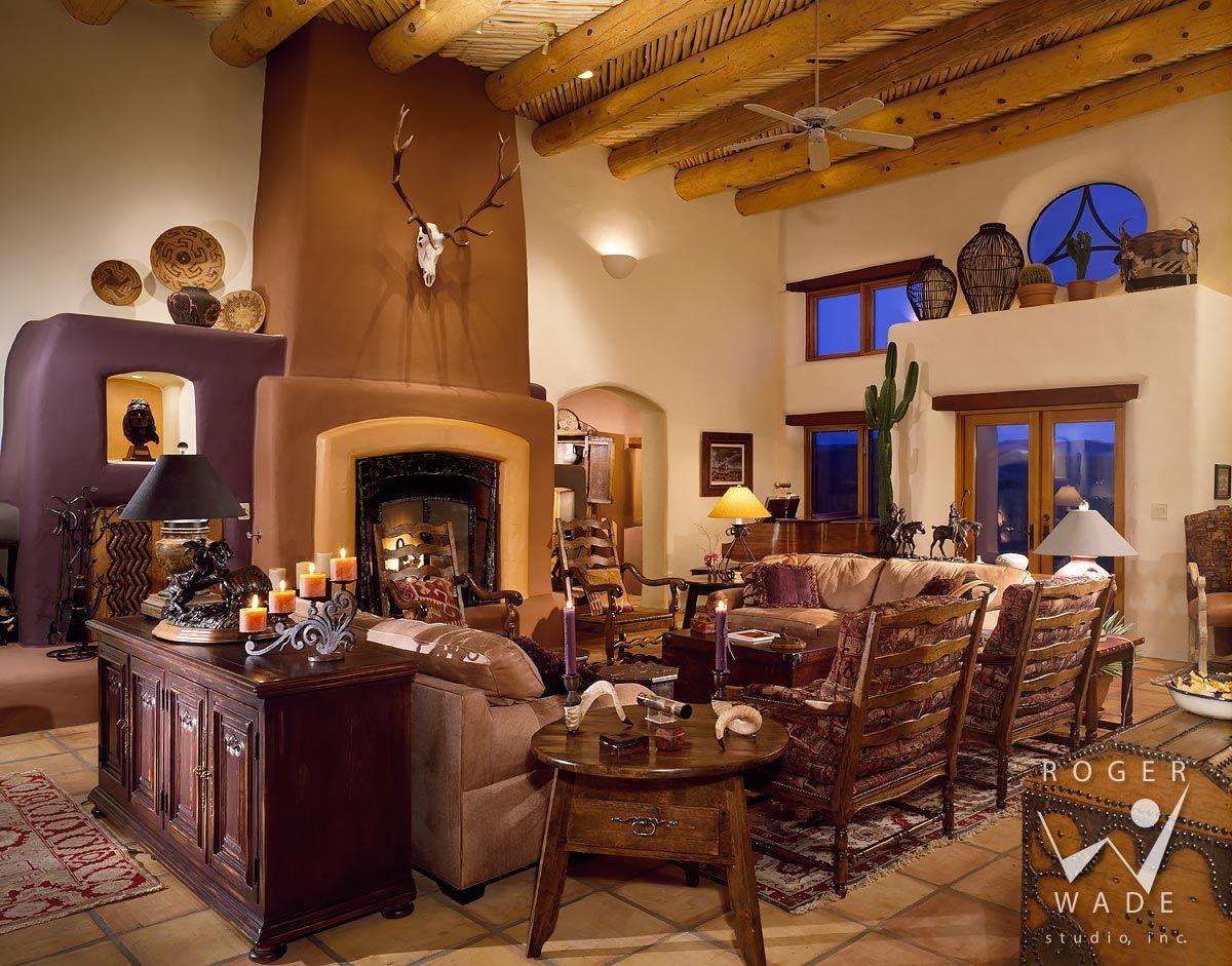 Beautiful Southwest Home Design Ideas Images - Decorating Interior ...