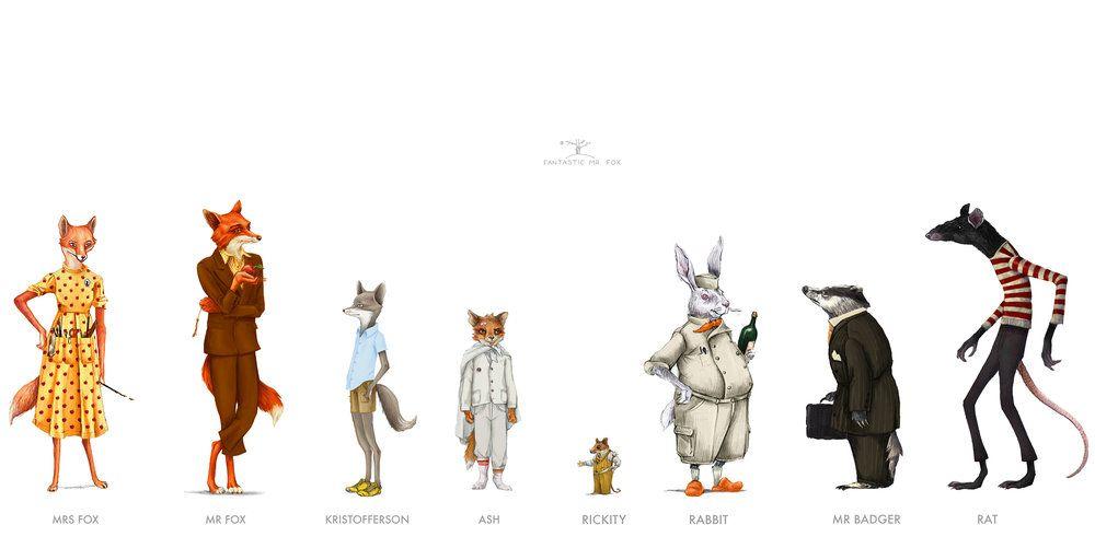 Fantastic Mr Fox Felicie Haymoz Fantastic Mr Fox Fantastic Mr Fox Movie Fantastic Mr Fox Characters