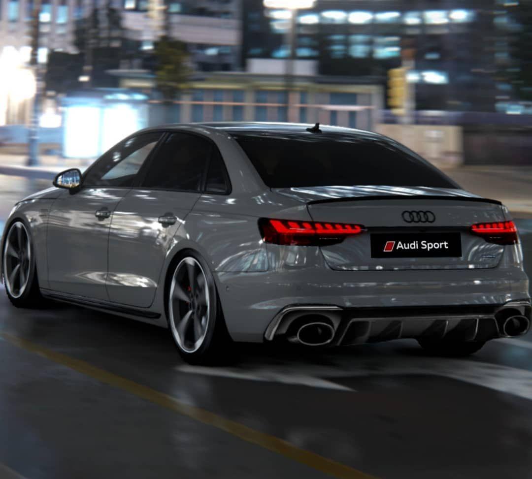 Welcome To Audi Quattro Gang On Instagram The New Audi Rs4 B9 Facelift Sedan In Quantum Grey Werbung Anzeige Follow In 2020 Best Luxury Cars Audi Sedan Audi