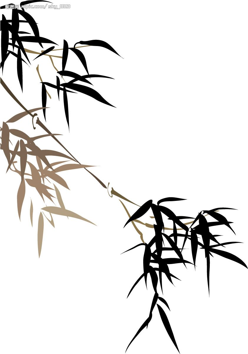 bamboo painting ideas for the living room wall art neat bizz rh pinterest com painting ideas for the living room Interior Wall Painting Ideas