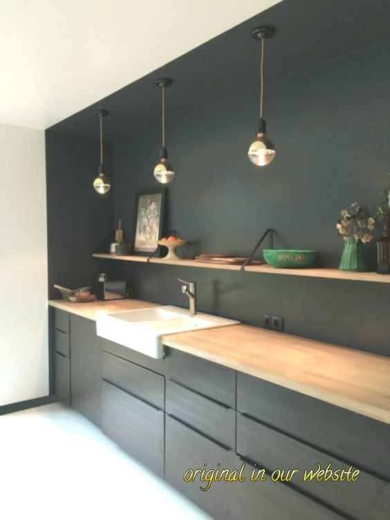 Küche Ideen Einrichtung 2019-This article will perfect Your kitchen lighting: Read Or Miss Out #kücheideeneinrichtung