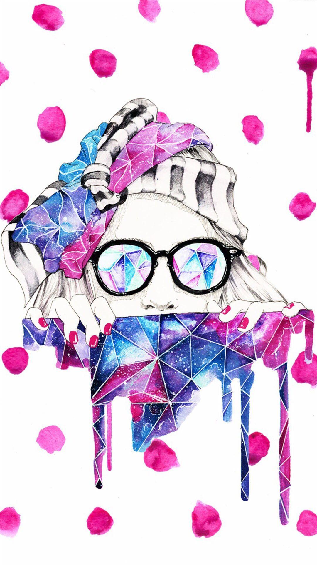 おしゃれガール | かわいい | pinterest | arte と fondos