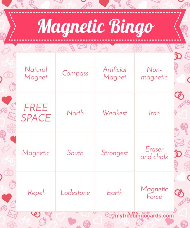 Bingo Card Generator, Bingo Cards Printable