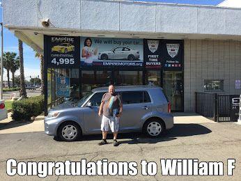 Scion Xb At Empire Motors With Mr William F His 3rd Car At
