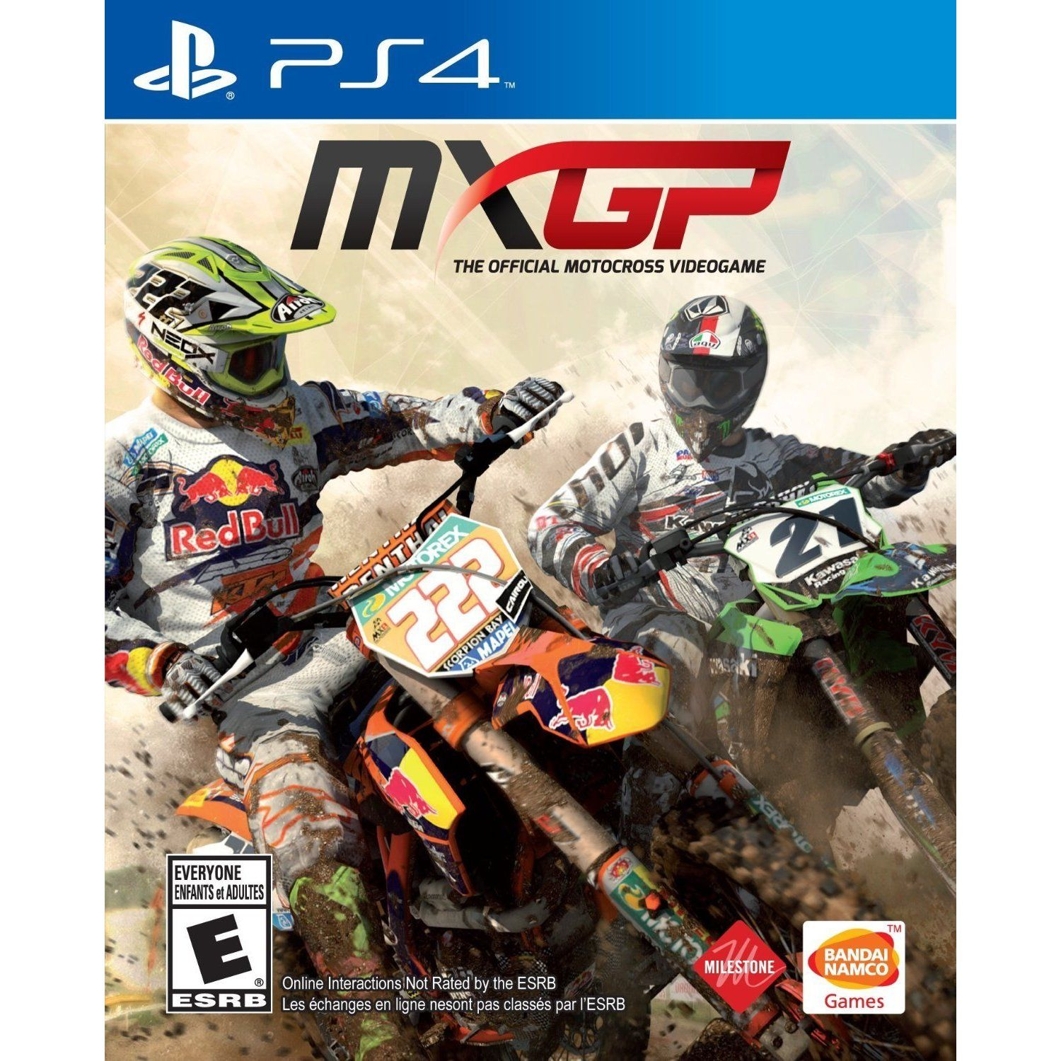 PS4 Mxgp 14 The Official Motocross Videogame Video