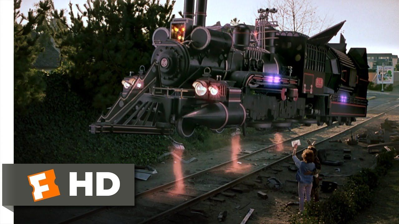 Back To The Future Part 3 7 10 Movie Clip Time S Up Runt