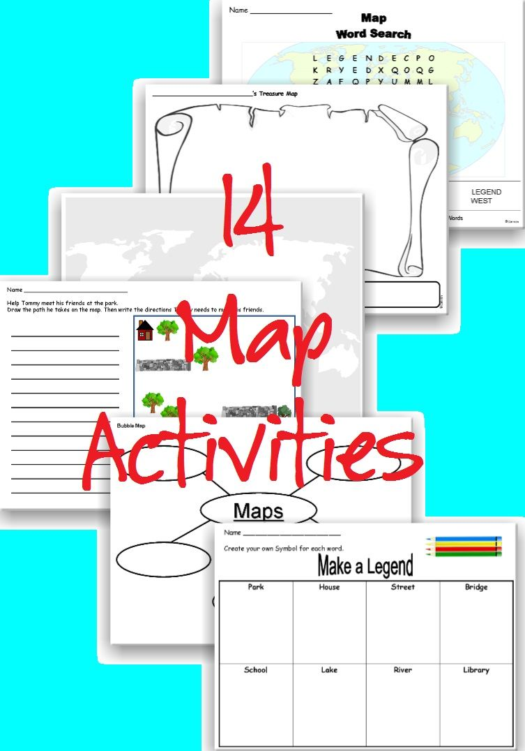map activity pack for the teachers map activities geography classroom teaching geography. Black Bedroom Furniture Sets. Home Design Ideas