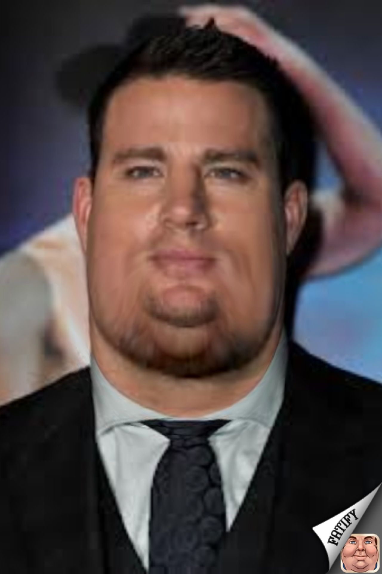 Channing Potatum Is Not Attractive Fat Skinny Muscley