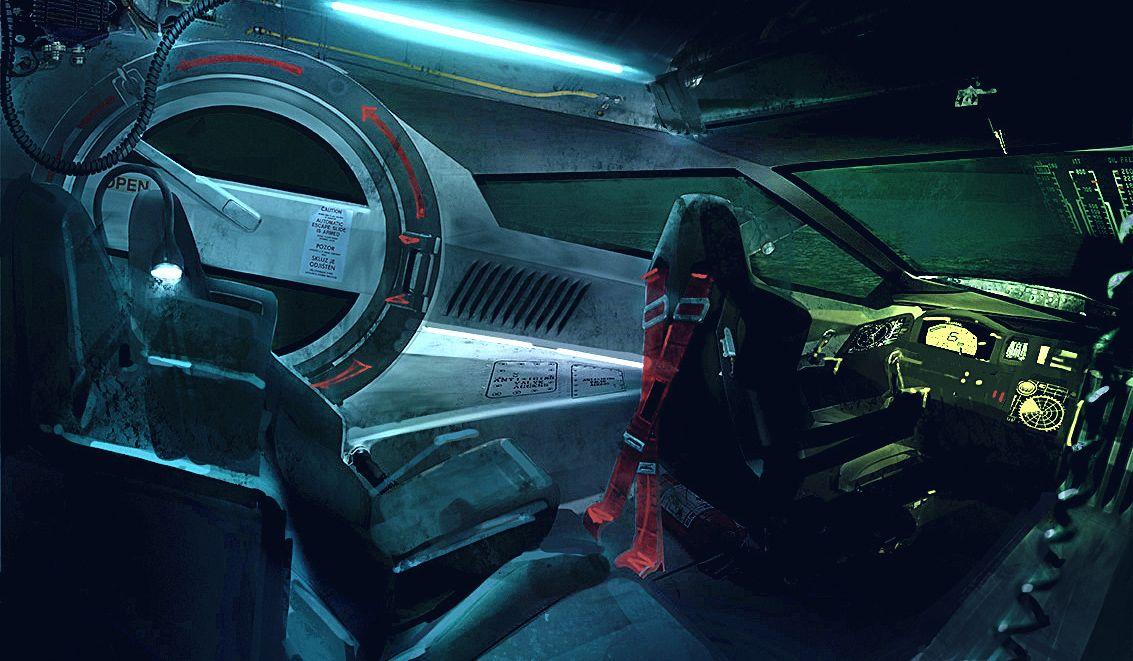 03. Concept Vehicles on Behance