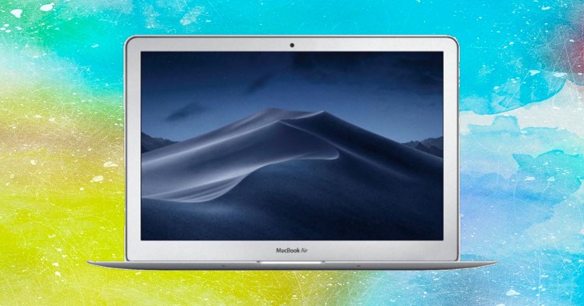 Apple's 2017 MacBook Air is on sale for under 650 this