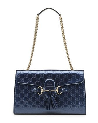 6e3e669c6282 Emily Shine Guccissima Shoulder Bag