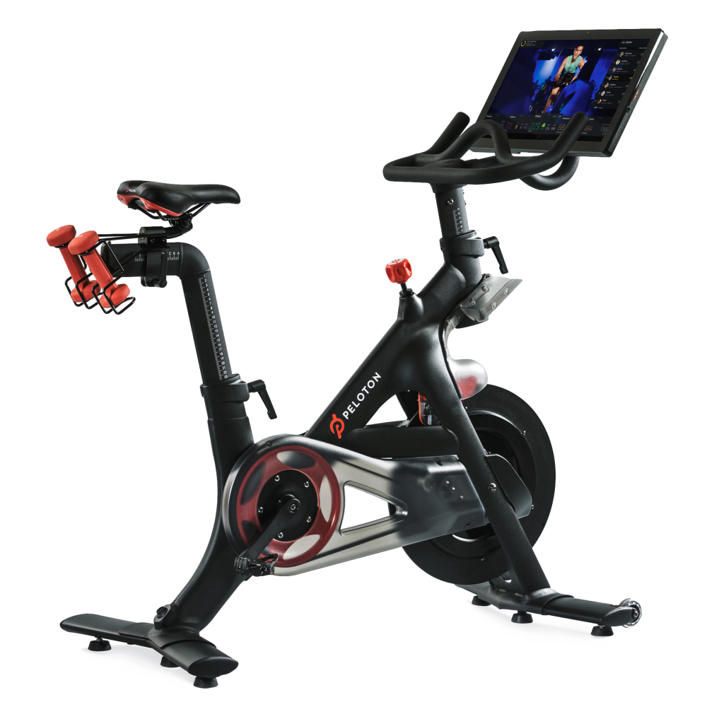 Nordictrack Commercial S22i Studio Cycle Bank