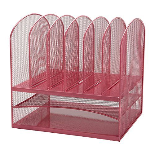 Excellent Adir Mesh Desk Organizer Paper Organizer Desktop File Holder Home Interior And Landscaping Sapresignezvosmurscom