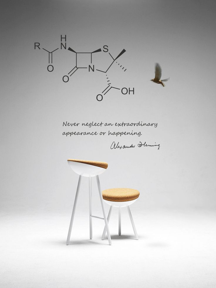 Science Love Quotes Entrancing Science Art  Penicillin Molecule  Interior Design Science Lab