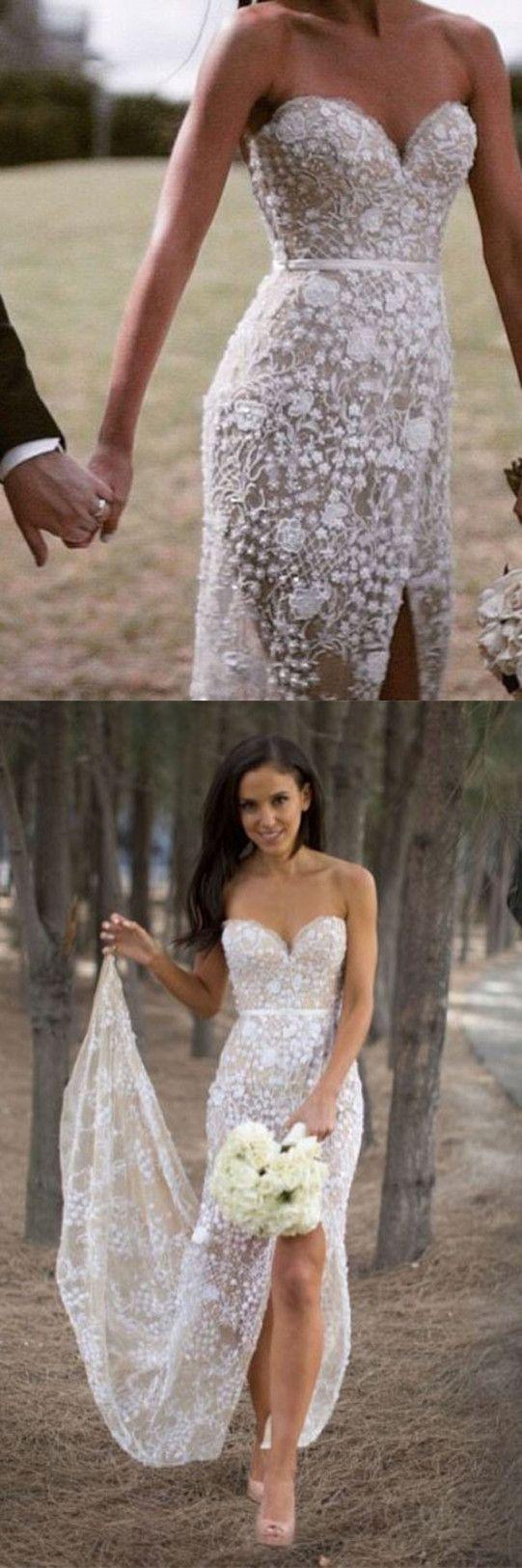 Sexy wedding dressesbeach wedding dresseslace wedding dresses
