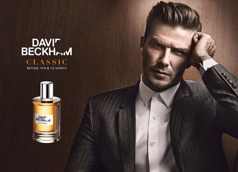 David Beckham Classic - madeira refrescante - importado - R$ 119,00