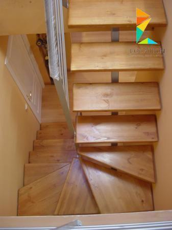 كتالوج صور سلالم داخلية بتصميم مودرن للمنزل العصري Small Staircase Stairs Design House Stairs