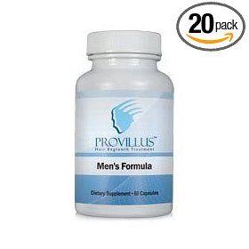 Provillus 60 Caps Men S Hair Re Growth Formula 25 00 Hair