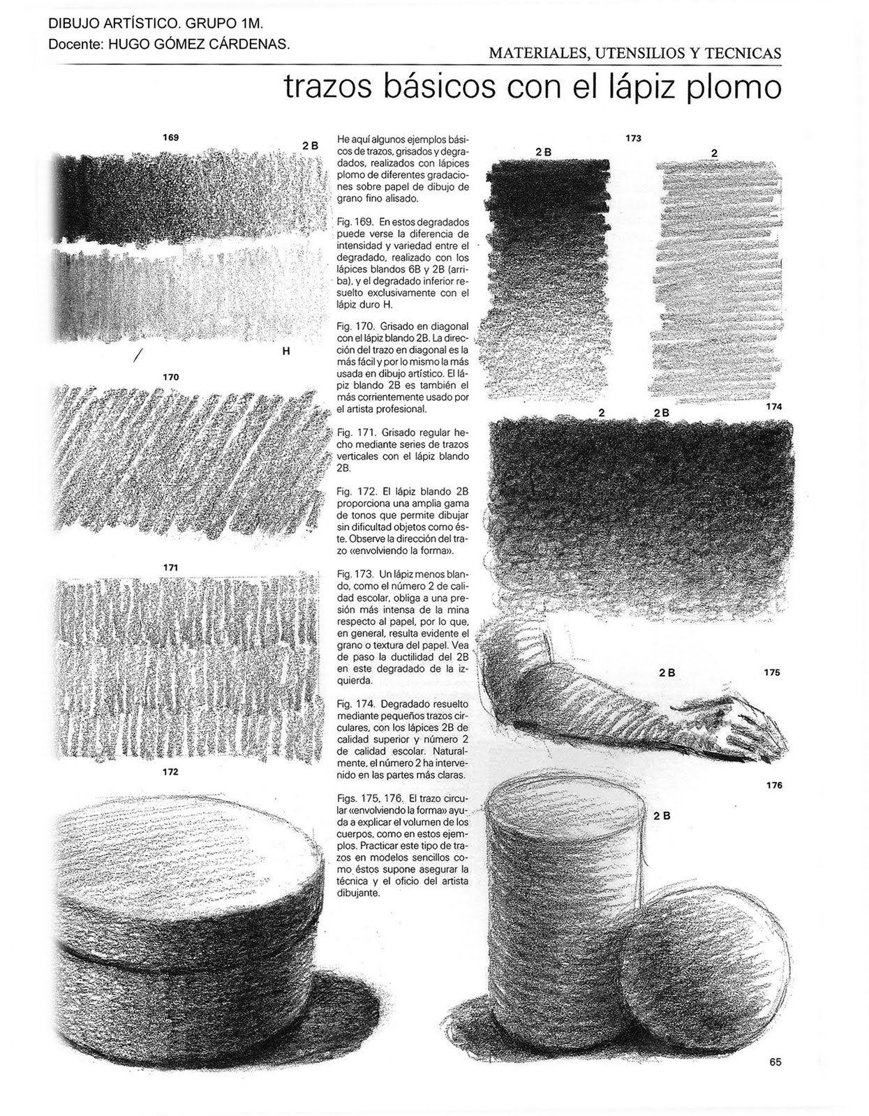 Conceptos Comentarios E Imagenes De Referencia Para Los Interesados En El Diseno Y Las A Ejercicios De Dibujo Tecnicas De Sombreado Clases De Dibujo Artistico