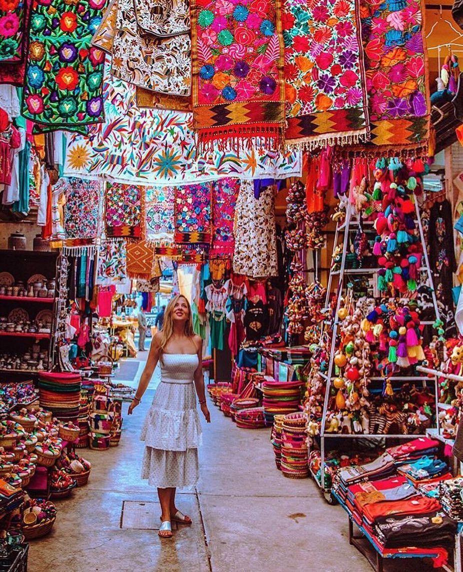 Mercado de Artesanías de la Ciudadela.