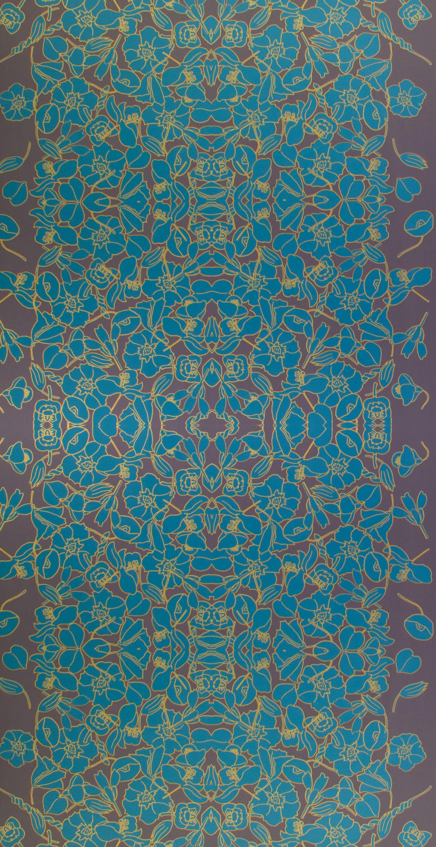 Verdant Vine Scarab flavor paper Wallpaper, Paper, Wall