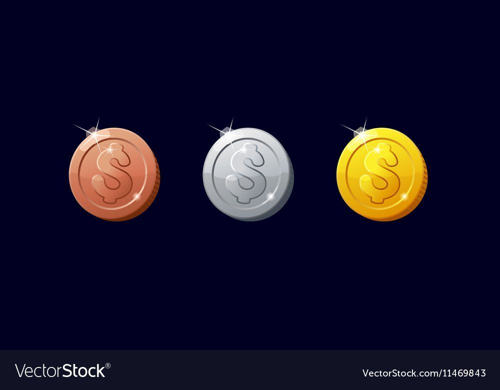 Icons coins for the game interface Royalty Free Vector Image , #affiliate, #game, #interface, #Icons, #coins #AD #gameinterface Icons coins for the game interface Royalty Free Vector Image , #affiliate, #game, #interface, #Icons, #coins #AD #gameinterface