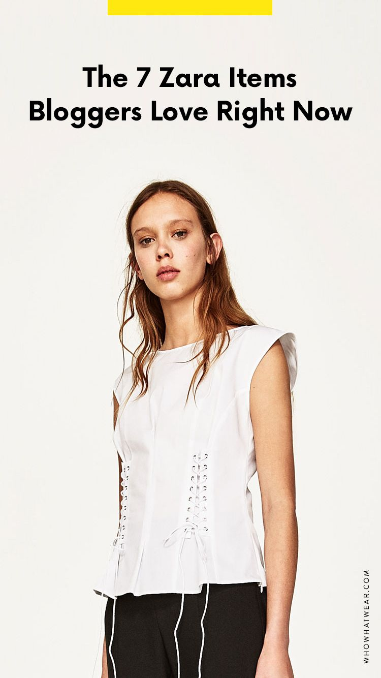 What To Buy at Zara For Spring 2019: All Our Favorite NewPieces pictures