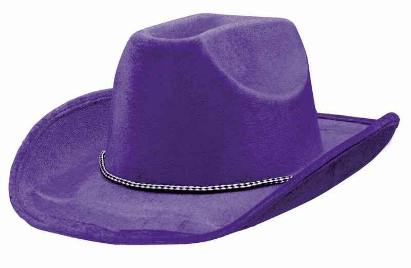 Purple Cowboy Hat  5982aafebf2